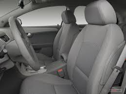 2008 chevrolet malibu front seat