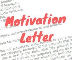 Motivation Letter For Job Motivational Letter For A Job Motivational Letter