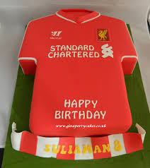 Liverpool Fc Bedroom Accessories Liverpool Football Club Birthday Themed Cake Created By Villa