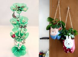 Decorated Plastic Bottles Decoration With Plastic Bottles Plastic Bottles Recycling Ideas 11