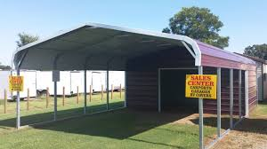 Carport Shed Combination