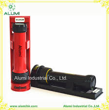 hotel wall mounted rechargeable led torch flashlight