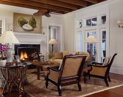 ethan allen british classic table living room tropical with sitting room tropical ceiling fans