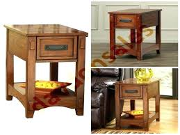 mission style side table plans bedside end tables medium size of oak round mission style side table end