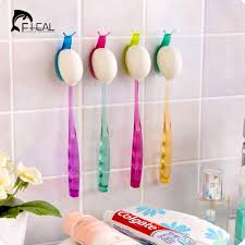 colorful bathroom accessories. FHEAL 1pc Colorful Snail Suction Cup Toothbrush Holder Bathroom Accessories Sucker Wall Rack