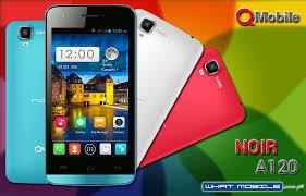 WhatMobile - QMobile Noir A120 - A 3G ...