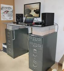 diy standing desk cinder block. Contemporary Desk The Appearance  Throughout Diy Standing Desk Cinder Block D