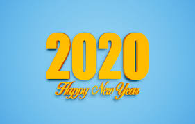 Wallpaper Background Holiday New Year New Year 2020