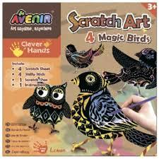 <b>Набор для гравировки</b> Волшебные птички <b>Avenir</b>, цвет , артикул ...