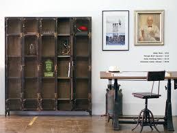 industrial home furniture. Allentown Locker Cabinet Industrial-home-office Industrial Home Furniture