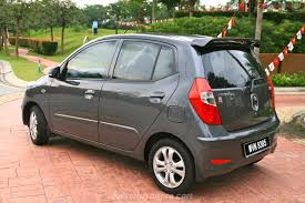 Hyundai i10 / Inokom i10 1.25 Kappa CVVT High Spec Review in ...