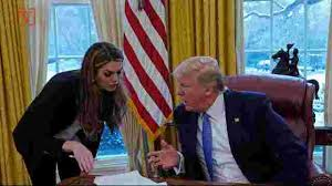 Image result for Hope Hicks