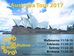 Bob Reeves Brass Australia Tour 2017 Bob Reeves Brass