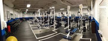 the fort lewis college weight room located in whalen gymnasium is used by the varsity athletic program the fort lewis football program s friend robert