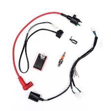 bikight 50 150cc wiring harness kit universal motorcycle cycling bikight 50 150cc wiring harness kit universal motorcycle cycling bike dirt pit cod