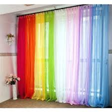 bright color shower curtains best of multi and