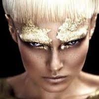 gold leaf makeup ideas nuovogennarino
