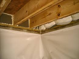 best way to insulate a crawl space