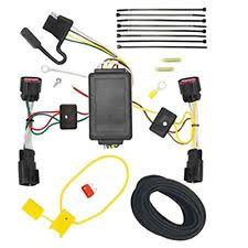 chevy truck trailer wiring harness trailer hitch wiring tow harness for chevrolet equinox 2014 2015 2016 2017