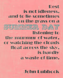 summer day quote card hd
