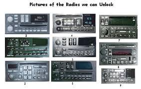 delco theft lock bypass radios cd radio repairs gm delco bose cd corvetteradios
