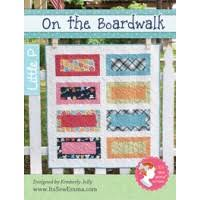 It's Sew Emma Baby Quilt Patterns | It's Sew Emma & On the Boardwalk Quilt Pattern It's Sew Emma Little P #ISE-502 Adamdwight.com