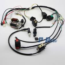 popular coolster 110cc buy cheap coolster 110cc lots from 50cc 70 90cc 110cc 125cc wire loom wiring harness cdi assembly atv quad coolster