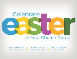 Color Bold Easter