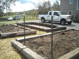 raised garden beds with railroad ties raised garden beds railroad ties