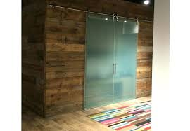 interior barn door with glass impressive captivating glass barn doors with barn doors glass barn doors