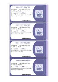 coupon templates word coupon template word e commercewordpress
