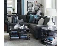 l shaped sectional sofa. Bassett Alex 3989L-Shaped Sectional Sofa L Shaped
