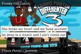 Travis Porter-Differenter 3-Freaky Girl