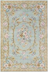 french aubusson rugs multi colored blue area rug french aubusson rug 1st dibs