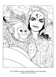 Michael Jackson Coloring Pages Coloring Pages To Print Smooth