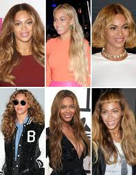 beyonce is the queen of changing up her hair length