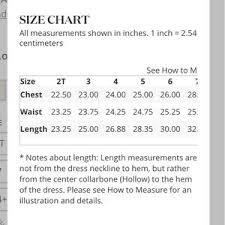 Davids Bridal Flower Girl Size Chart Flower Girl Dress
