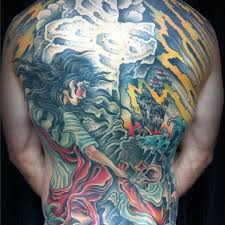 The Peculiar Origins Of The Rock Of Ages Tattoo Design Tattoodo