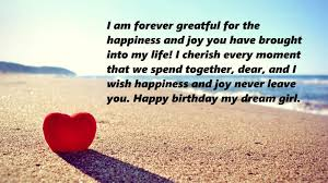 Happy Birthday Love Quotes Extraordinary Birthday Love Romantic Quotes Wishes For Her Best Wishes