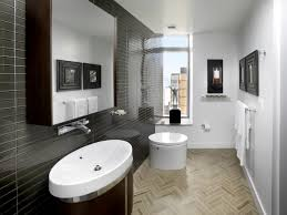 contemporary bathroom decor ideas. Neutral Transitional Bathroom With Spacious White Shower Contemporary Decor Ideas