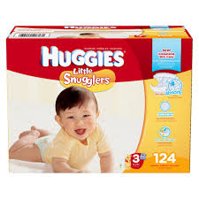 huggies size 7 huggies little snugglers diapers giant pack size 3 124 count