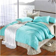 brown and turquoise duvet cover home design remodeling ideas