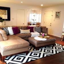 what size area rug for living room with sectional living room ideas area rug for living