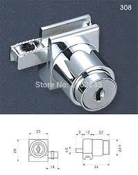 glass door cabinet with locks hasp lock double door cabinet locks cabinet lock mm glass hafele
