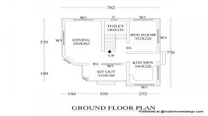 Small Three Bedroom House 3 Bedroom House Plan Indian Style