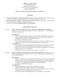 Private Equity Resume Stunning Robert M Mc Connell Resume