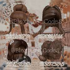 In short, all you need to do is check for the item number that was opened. Aesthetic Brown Hair Codes Hair Codes Coding Bloxburg Hair