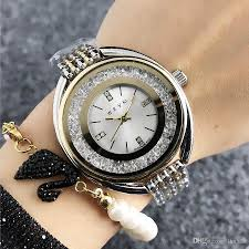 Ladies Designer Bling Watches 2019 Hot Luxury Ladies Designer Watch Rose Gold Diamond Watch Casual Sports Quartz Watch Orologio Di Lusso Movement Watches Watches Sale Sale Watches