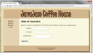 JavaJam Ch   Case Study Details   YouTube Chegg