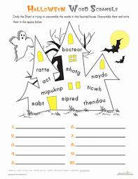 Kindergartners, teachers, and parents who homeschool their kids can print, download, or use the free halloween worksheet online. 1st Grade Halloween Worksheets Free Printables Education Com
